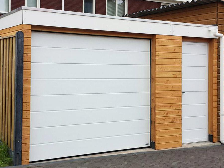 Garagedeuren Sectionaaldeuren