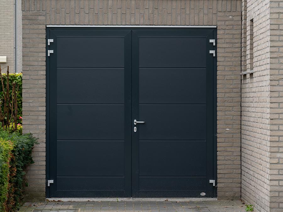 Garagedeuren Duoport