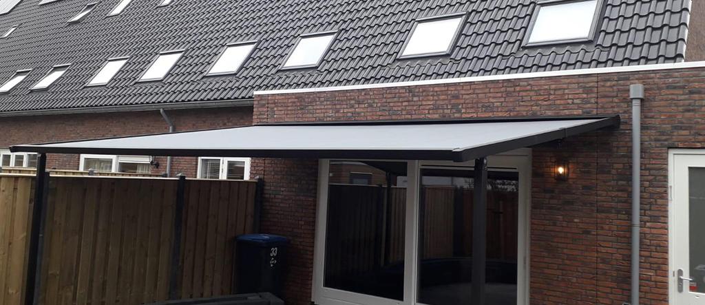 Zonnescherm Deventer